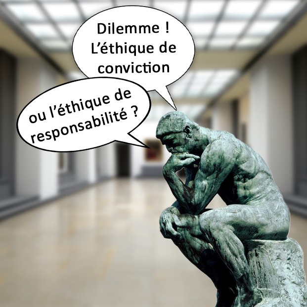 éthique-Dilemme-Responsabilité-Conviction