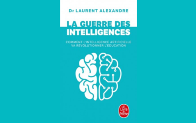 Critique de «La Guerre des intelligences» de Laurent Alexandre!