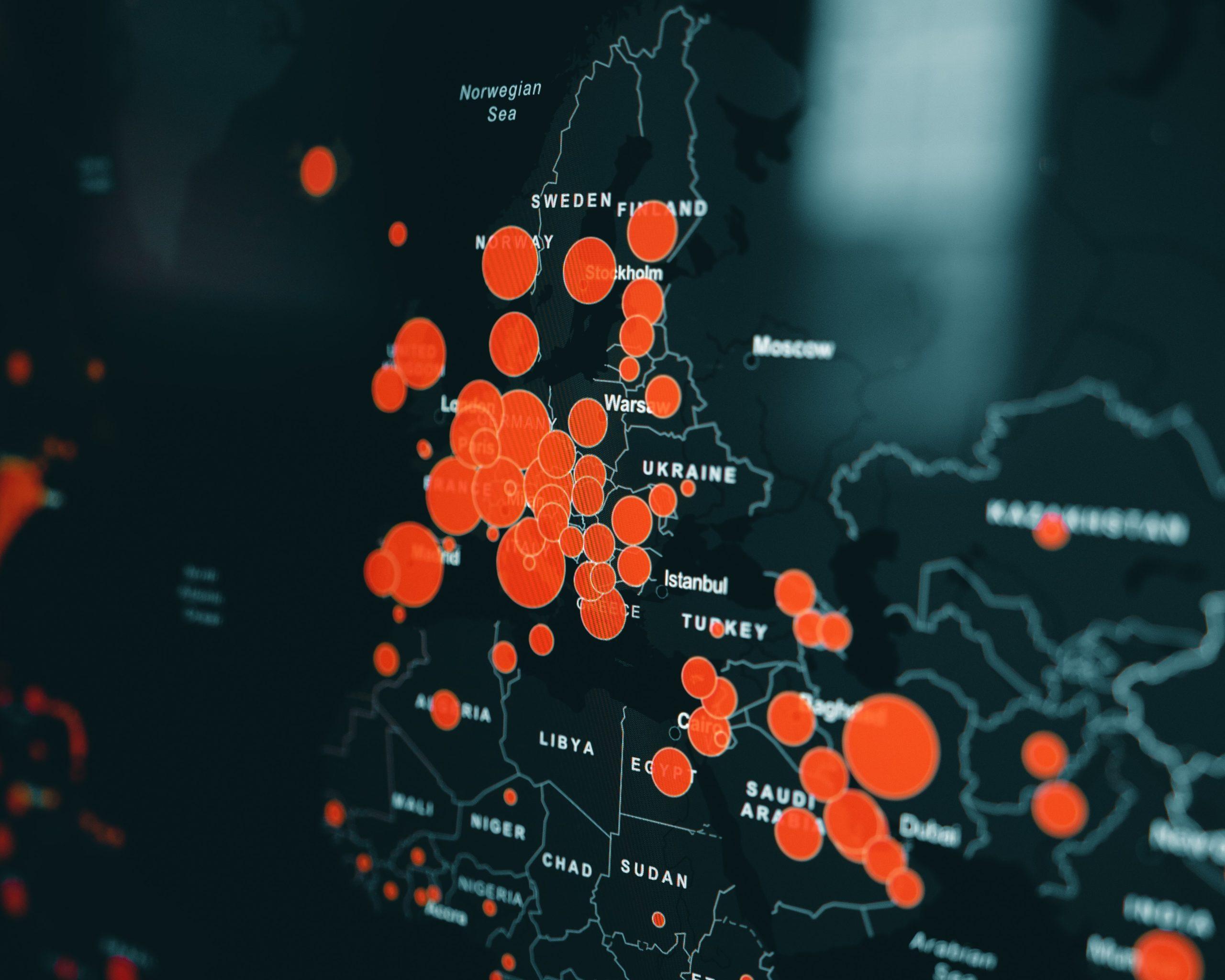 """L'Intelligence Artificielle """"Européenne"""" pour lutter contre la pandémie du COVID-19?"""