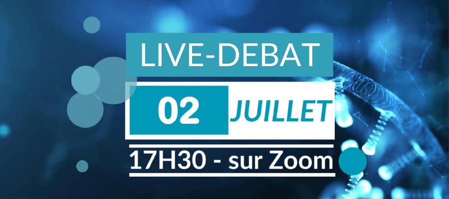 live-débat