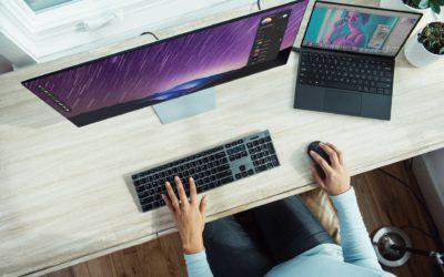 [DOSSIER] L'impact du confinement sur l'utilisation des outils digitaux et les gains de productivité
