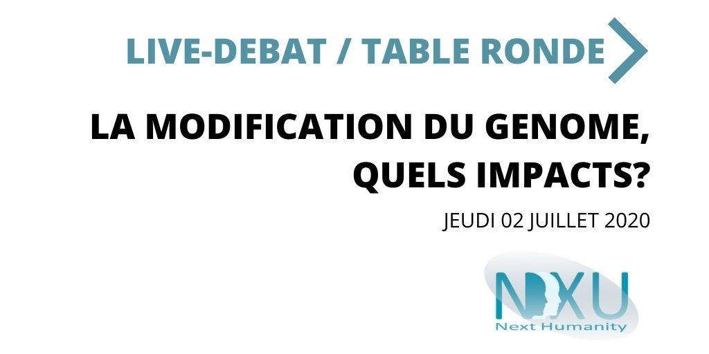 Table Ronde NXU
